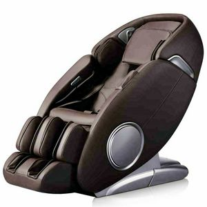 Silla de masaje profesional IRest Sl-A389 GALAXY EGG - PM389EGGM, Sillón de cuero de masaje con reposapiés
