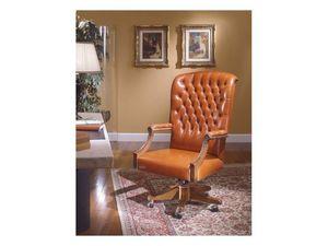 Fiore Bis, Sillas clásicas oficina de estilo para oficinas de lujo