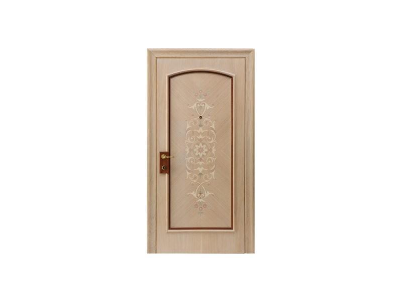 Cannes, Puerta con incrustaciones hechas a mano, estilo clásico, para hoteles de prestigio