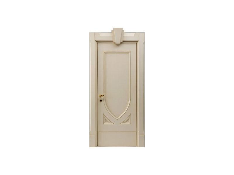 Terminus, Puerta acústica para habitaciones de hotel, acabado brillante lacado, cerradura antipánico