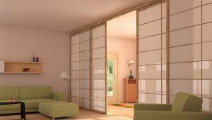 Shoji, Puertas y paredes corredizas de estilo japonés.
