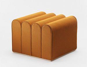 Arkad S, Colección de pufs modulares