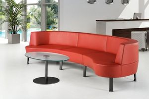 ZEN 731 - 732, Moderno sofá modular ideal para bares y hoteles