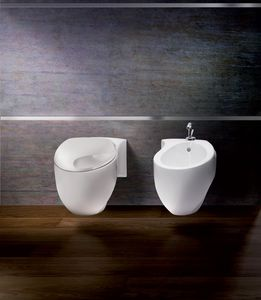 ACCENT WC BIDET, Artículos sanitarios, forma original