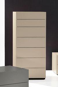 HARU dresser, Aparador con cajones, para el dormitorio