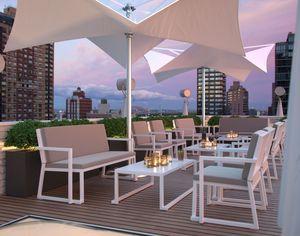 Bell, Conjunto ideal de exterior para bares y restaurantes