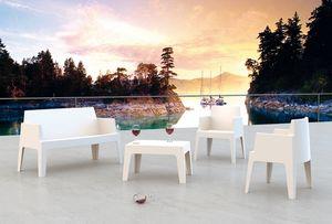Formentera Set, Muebles de jardín, para los lugares al aire libre