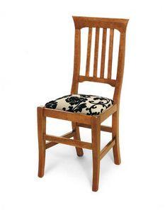 Art. 134, Silla de comedor con asiento tapizado