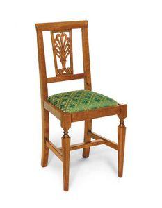 Art. 137, Silla clásica, con asiento acolchado.