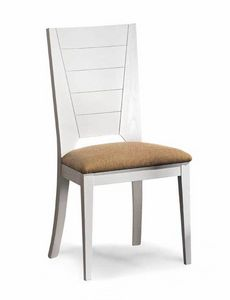 Art. 193/S, Silla de comedor con asiento de peluche