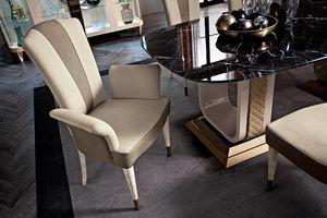 Diamond silla, Silla de comedor tapizada