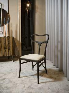 FEBE silla GEA Collection, Silla de madera, única en forma y ligereza.