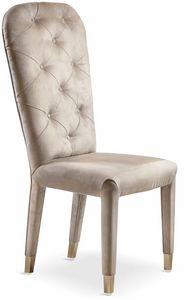 Liz alta, Silla Evergreen de diseño clásico