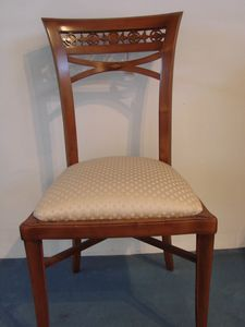 Art. 120, Silla estilo Imperio con asiento acolchado