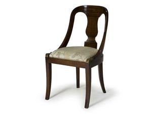Art.132 chair, Silla de estilo clásico de madera, para restaurantes y hoteles