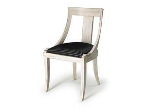 Art.183 chair, Silla de estilo clásico para salas de estar y restaurantes
