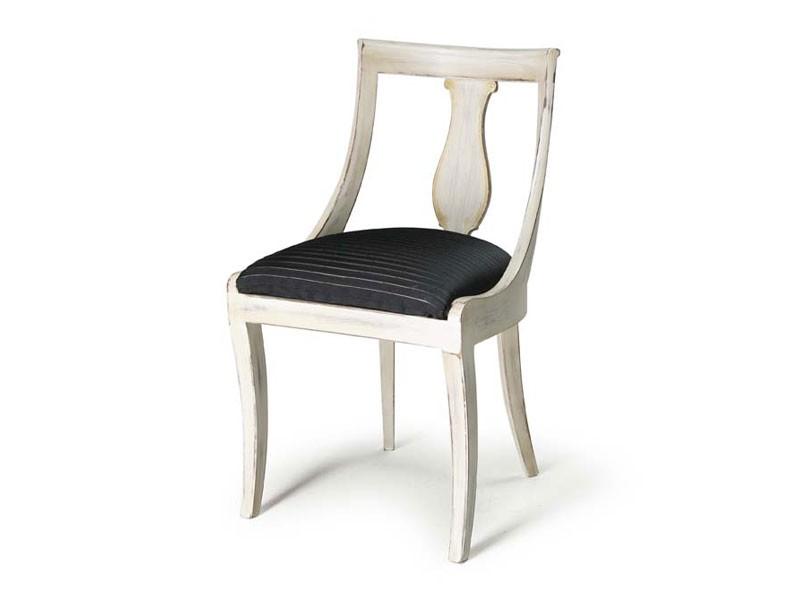 Art.465 chair, Silla de estilo clásico en madera para bares, restaurantes y hoteles