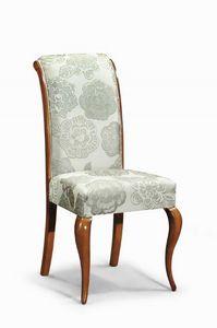 Art. 506s, Silla clásica con respaldo tapizado y curvada