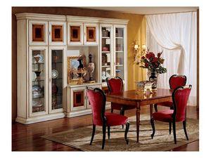 Display chair 850, Silla de estilo cl�sico para el comedor