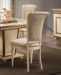 Fantasia Silla, Lujosa silla de comedor, en estilo neoclásico