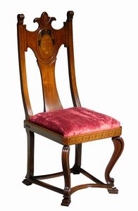 Fetovaia ME.0979, '500 silla florentina de nogal