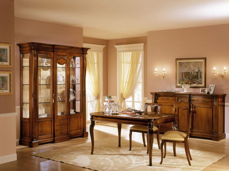 REGINA NOCE / Chair, Silla con asiento tapizado para el comedor