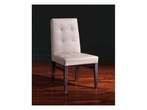 Star Chair, Silla de uso múltiple, en piel, con el pulido personalizable