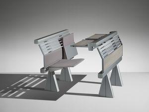 RUNNER, Sistema de asientos y mesas para universidades y politécnicos