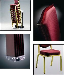 Como 65/2, Silla prueba de fuego para conferencias y reuniones, adaptables