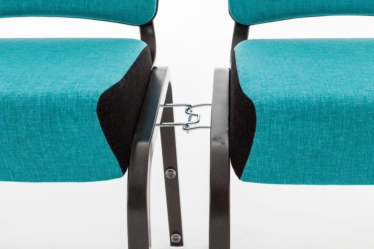 Inicio 09/2HA, Silla de colorido para sala de conferencias, enlazable y apilable