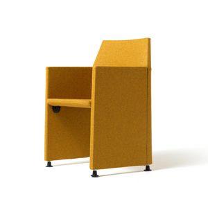 Origami, Hidromasaje Sillón ideal para salas de conferencia