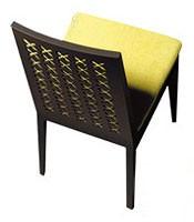 D04, Simple silla de madera maciza, para los comedores