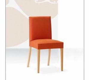 Relax, Silla de haya con asiento acolchado y la espalda
