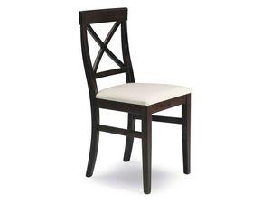 Jessy, Silla con asiento acolchado, para bar de vinos y restaurante