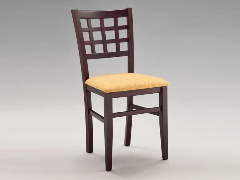 SE 427, Silla con asiento acolchado, de nuevo con los cuadrados