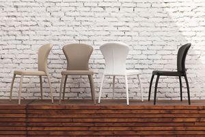 MONACO SE605, Silla ideal moderno para los comedores y bares