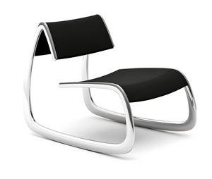G-Chair, Sillón de diseño con estructura de acero.