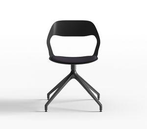 Mixis Air R_PB/SU, Silla giratoria con asiento acolchado