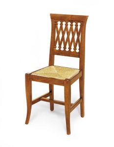 Art. 102, Silla de estilo clásico con asiento de paja
