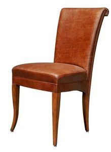 Colorado BR.0777, Silla de estilo clásico con asiento acolchado y la espalda