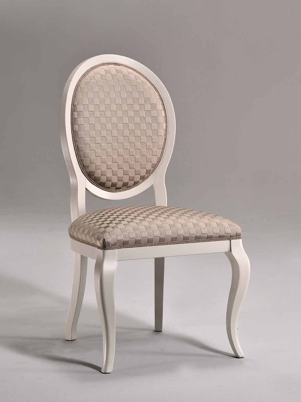 Cena de la silla, asiento tapizado, para sala de estar | IDFdesign