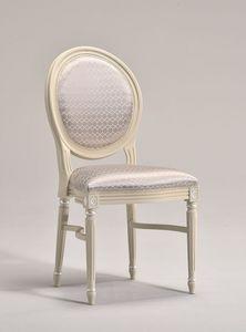 LUIGI XVI stacking chair 8024S, Cena de la silla apilable, tradicional, para los restaurantes