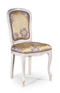 Vittoria, Silla tapizada sin apoyabrazos, de estilo clásico