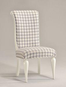 ZARA silla 8360S, Silla clásica en madera de haya, disponible en varios colores