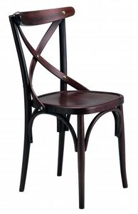 Croce, Bentwood silla ideal para pub, bar, restaurante