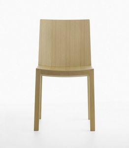 Bianca R VS/SU, Silla de madera maciza