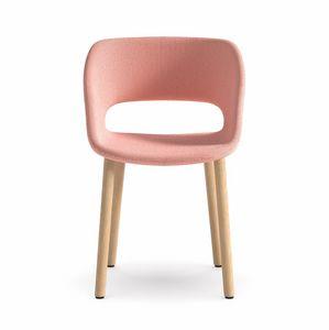 Kabira 4WL, Silla de diseño en madera