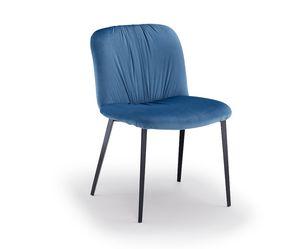 Effie-M, Silla tapizada de metal