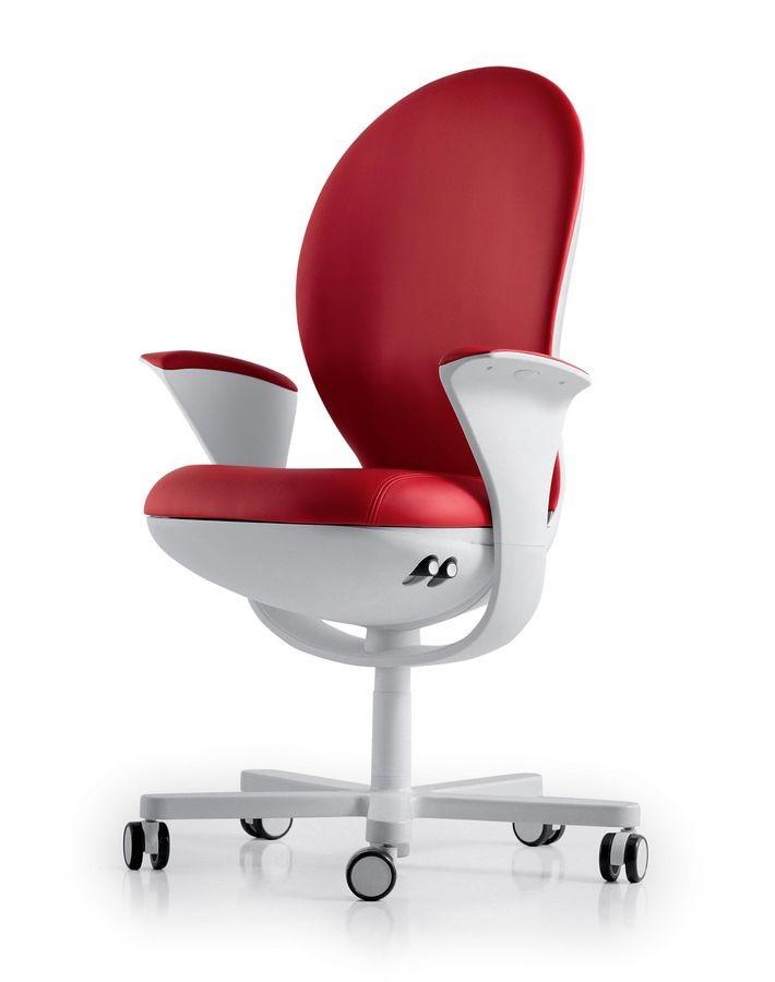 BEA, Tarea silla de oficina, llena de ajustes ergonómicos