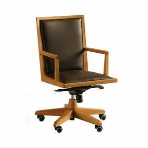 Boss 3888, Sillón de oficina en madera
